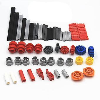 Self-locking Building Blocks-gear Series Compatible With Lego