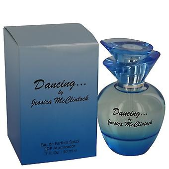 Dancing by Jessica McClintock Eau De Parfum Spray 1.7 oz / 50 ml (Women)