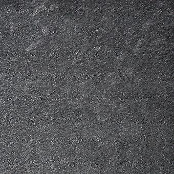 Plush Black Wallpaper