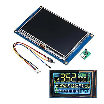 Nx4827t043 4.3 Pouces 480x272 Hmi Intelligent Tft Lcd Screen Module