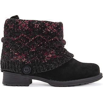MUK LUKS Women's Pattrice Boots Ankle