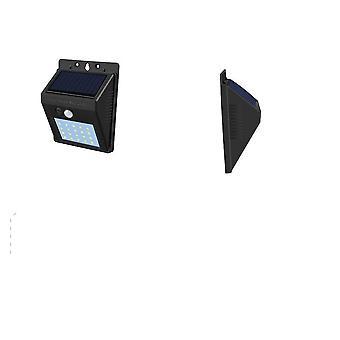 Solar Led Ganek Światła Pir Motion Sensor (ciepły biały)
