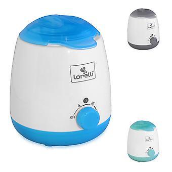 Calentador de botellas Lorelli, Calentador de alimentos para bebés, Esterilizador, Contenedor de alimentos