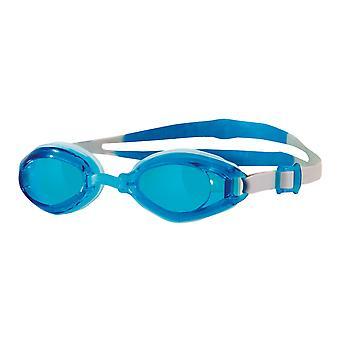 Zoggs Endura Adult Swim Goggle - Blue Lens - Blue/Grey Frame