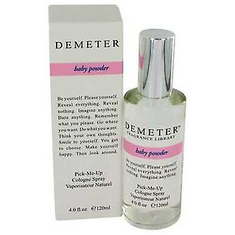 Demeter Baby Powder Demeter Köln Spray 4 oz (naiset) V728-435866
