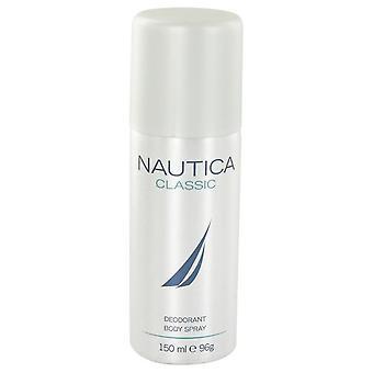 Spray corps Deodarant Nautica Classic de Nautica 5 oz Deodarant Body Spray