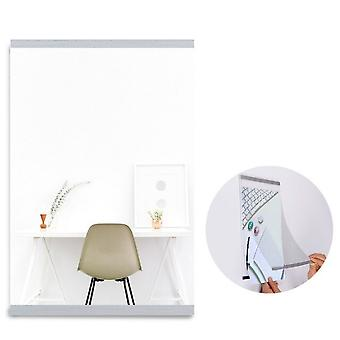 Wall Mounting, Magnetic Label Frame-picture Holder