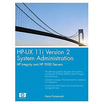 HP-UX 11i الإصدار 2 إدارة النظام - HP التكامل و HP 9000 S
