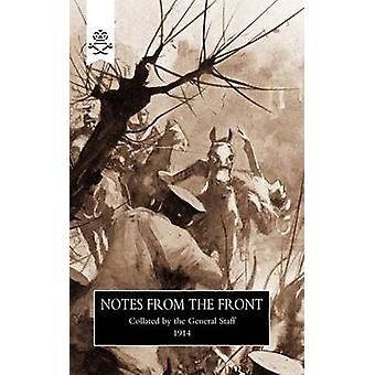 Notes From the Front - 1914 by The General Staff - 9781847348227 Book