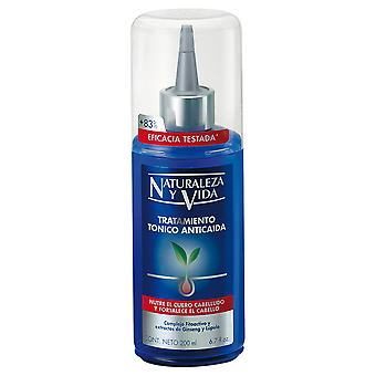 Naturaleza y Vida Anti-Hair Loss Tonic 200 ml