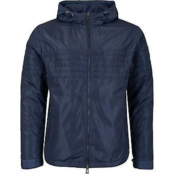 Belstaff Roam Water Repel Taffeta Hooded Jacket