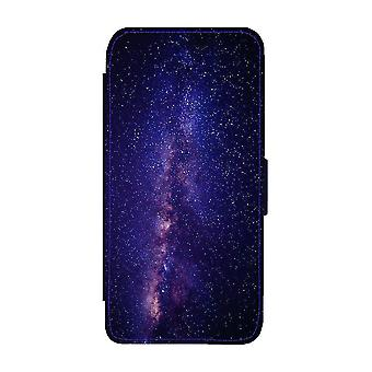 Space Galaxy Samsung Galaxy A72 5G Wallet Case