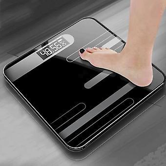 Floor Scales Bathroom Body Fat Scale Glass