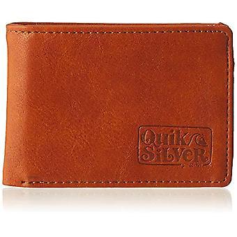 Quiksilver Slim Folder, Men's Wallets, Neutral, Small