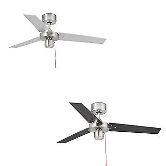 """Ceiling fan Factory 106cm / 42"""" with pull cord"""