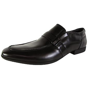 Kenneth Cole New York Mens Front Page Slip On Loafer Shoes