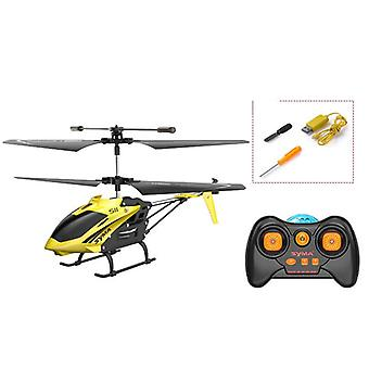 Rc Helicopter, Single-blade Remote Control, Model,