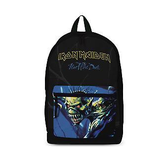 Iron Maiden - Fear Pocket Klassisk ryggsäck