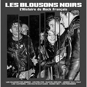 Les Blousons Noirs - LHistoire Du Rock Francais Vinyl