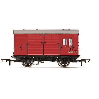 הורנבי BR N13 סוס תיבת W665 עידן 4 דגם רכבת