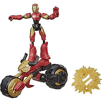 Figura di Iron Man Bend e Flex Rider
