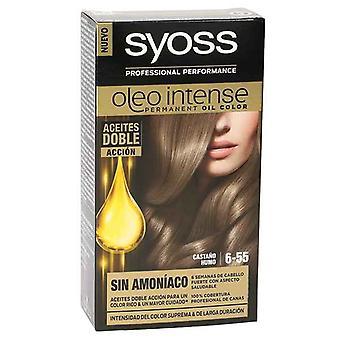 Permanent Dye Syoss Brown N 6,55