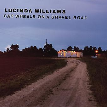 Lucinda Williams - Bilhjul på en grusväg Vinyl