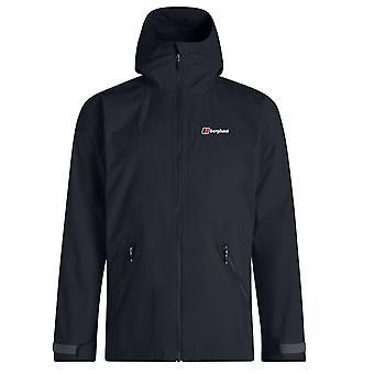 Berghaus Deluge Pro 2.0 Mens Outdoor Waterproof Jacket Black