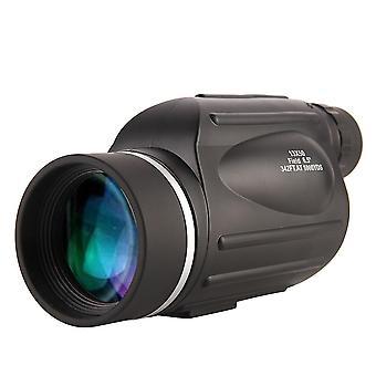 13x50 Outdoor Monokular HD Optik BAK4 Koordinaten Rangefinder Spotting Teleskop Camping Wandern