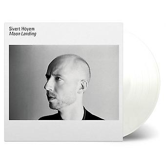 Sivert Hoyem - Maanlanding Wit Vinyl