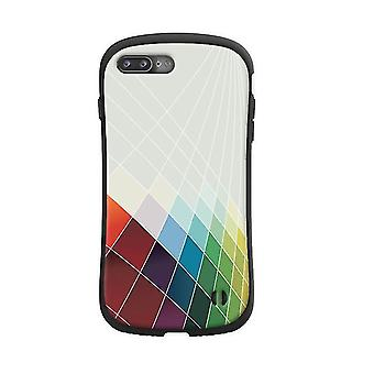 Apple iPhone X / XS Personality Soft Shockproof Case - Blanc