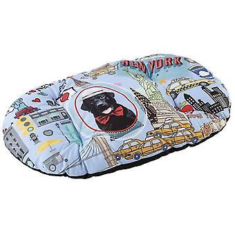 Ferplast Relax Cuscino New York Valikoima painatus (Koirat , Vuodevaatteet , Sängyt)