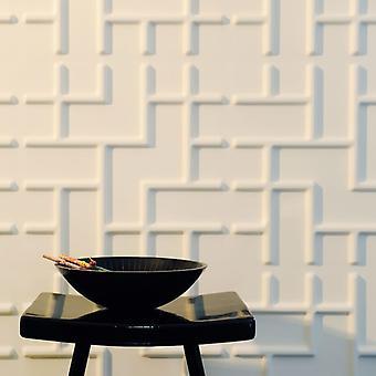 WallArt 3D wall panels Tetris 12 pcs. GA-WA16