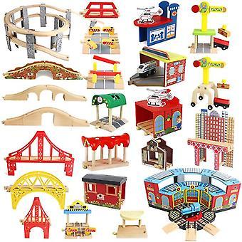 Железнодорожные аксессуары для деревянных путей