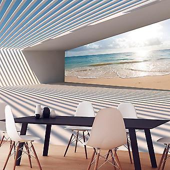 3D Tapeter - City Beach