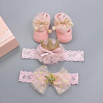 Набор носков для оголовья новорожденного ребенка