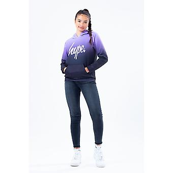 Hype Girls Fade Pullover Hoodie