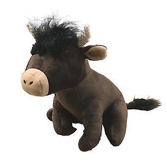 Brun Highland Cow Dörrstopp