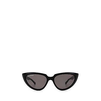 Balenciaga BB0182S gafas de sol negras femeninas