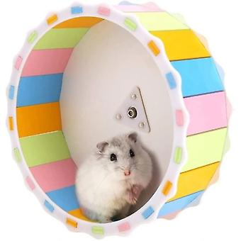 Hölzerne Maus Hamster Karussell Rolle 19 cm