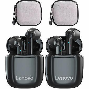Lenovo Xt89 Tws trådløs øretelefon Bluetooth 5.0 med øretelefon tilfelle