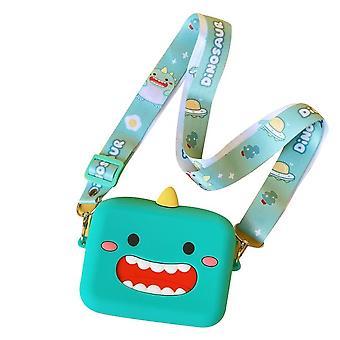 Kinder Crossbody Geldbörse Tasche Mini Messenger Schulter Geldbörse Handtasche mit Gurt