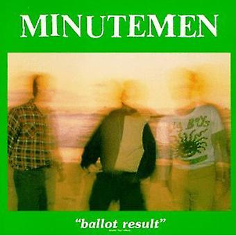 Minutemen - Ballot Result [Vinyl] USA import