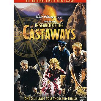 På jakt efter skeppsbrutna [DVD] USA import