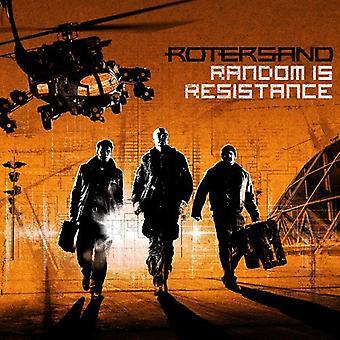 Rotersand - Random är motstånd [CD] USA import