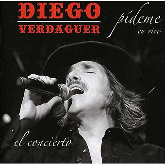 Verdaguer Diego - Pideme En Vivo [CD] USA import