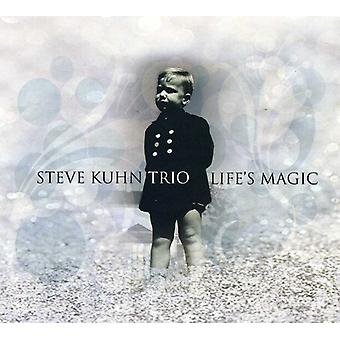 Steve Kuhn Trio - Life's Magic [CD] USA import