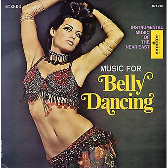 Anestos Athounasiou - Music for Belly Dancing: Instrumentals From the NE [CD] USA import
