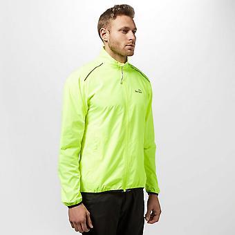 New Peter Storm Men's Running Fitness Jacket Yellow