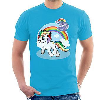 Meine kleine Starlite Rainbow Brite Pony Herren T-Shirt